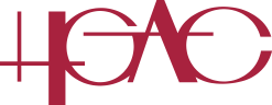 HGAC logo in clients section for a web design agency