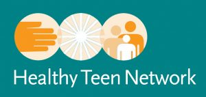 Healthy Teen Network Logo in clients section for a web design agency