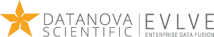 Datanova Scientific logo with ELVE